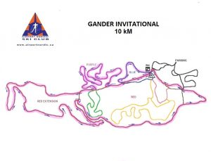 Trail Map - GI - 10 kM