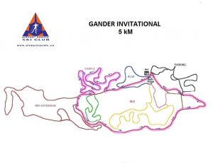 Trail Map - GI - 5 kM