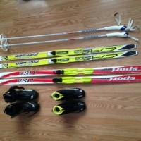 Youth Ski Equipment